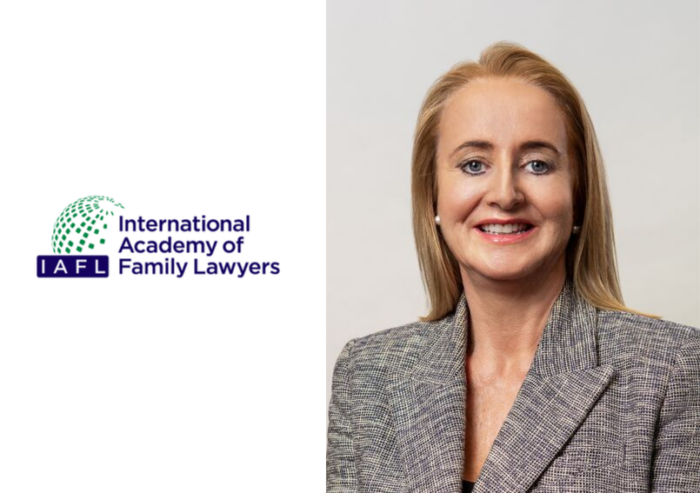 Principal, Margaret Neal has been made a member of the IAFL: International Academy of Family Lawyers