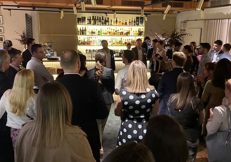 marshalls+dent+wilmoth's Annual Young Professionals event