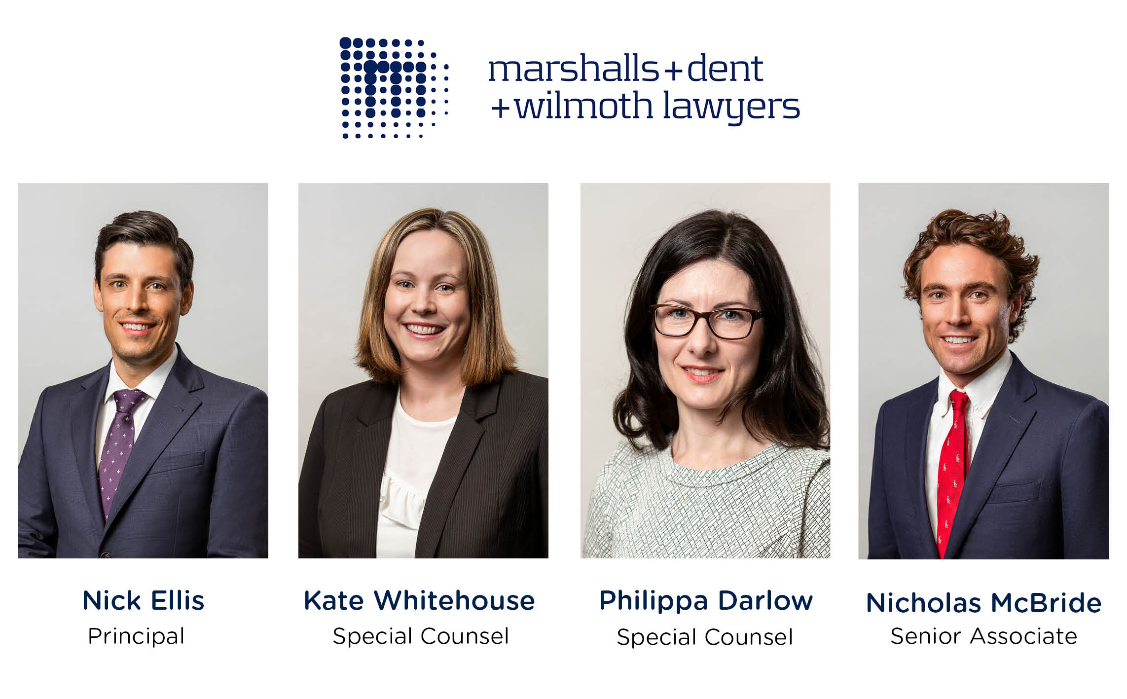 Family Law team Promotions 2020