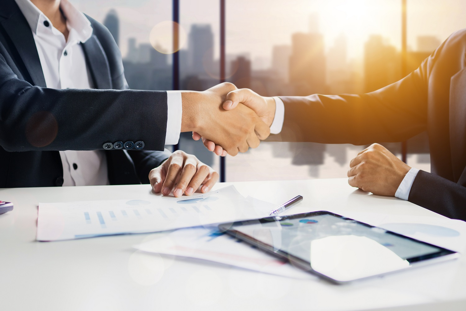 Joint Ventures and Shareholder Agreements Top Banner image