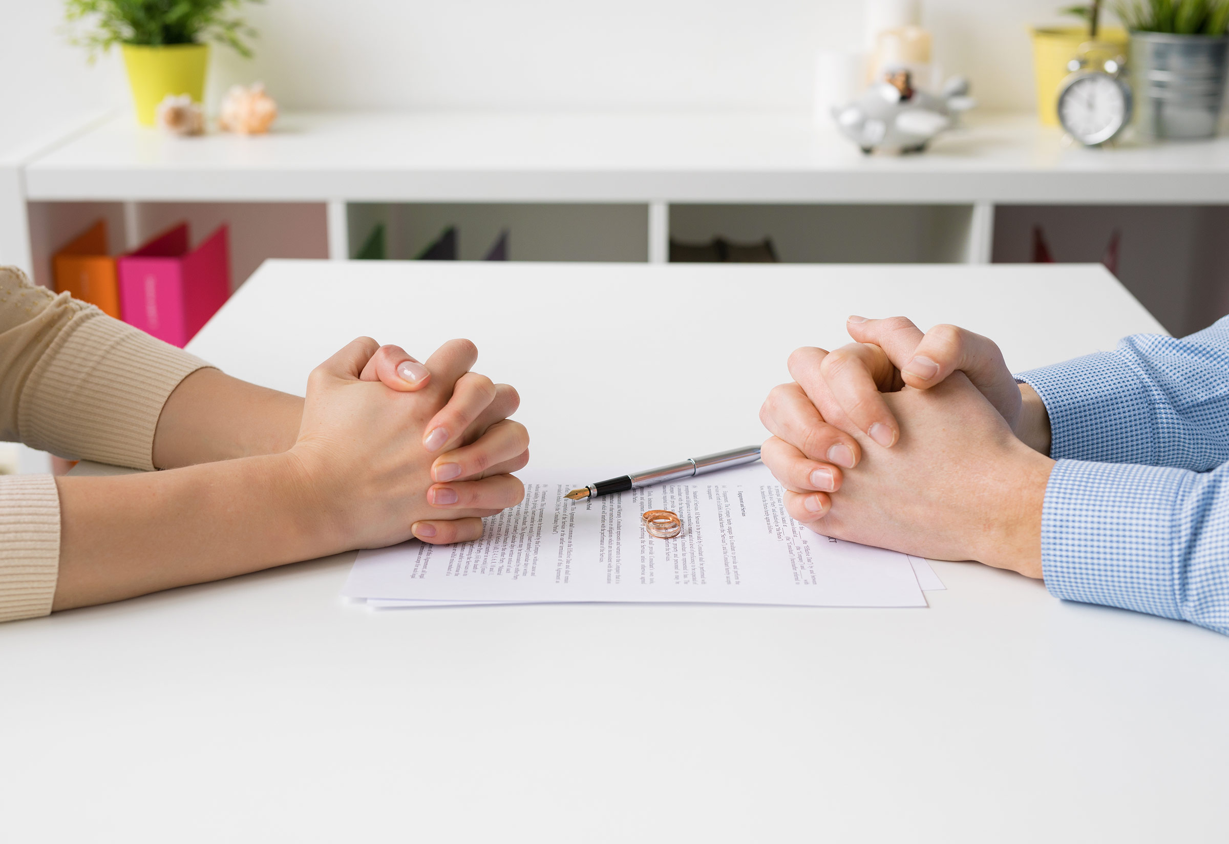 What's the effect of marriage or divorce on a Will and superannuation?