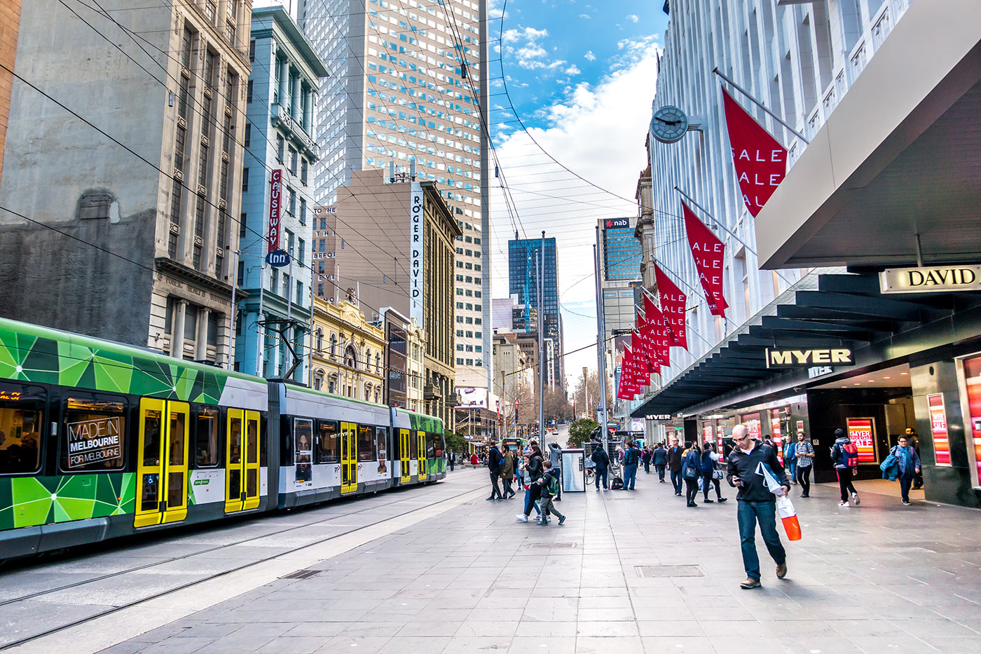 How will the Victorian Government's rent relief for commercial tenants bring financial support to affected businesses?